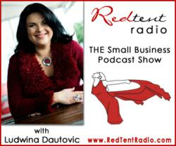 Red Tent Radio - Small Business Podcast Show with Business Coaching Advice, Marketing Tips and Expert Interviews