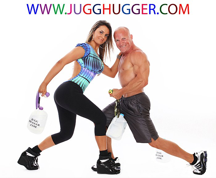 Jugg Hugger The Only Portable Fitness Device Ever To