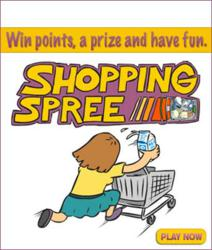 ShoppingSpree Introduces A New Way To Win Prizes!