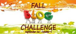 Diet.com's Fall Blog Challenge