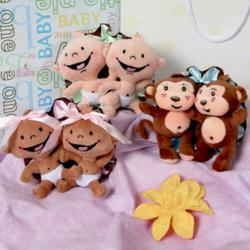 Multicultural, and Twins and Triplets Baby Shower Supplies