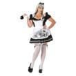 Dark Alice Costume for Plus Sizes