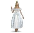 Deluxe White Queen Costume for Women