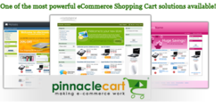 eCommerce Hosting with Pinnacle Cart