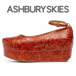 Jeffrey Campbell 'Bee Bee' Platform shoes at Ashbury Skies