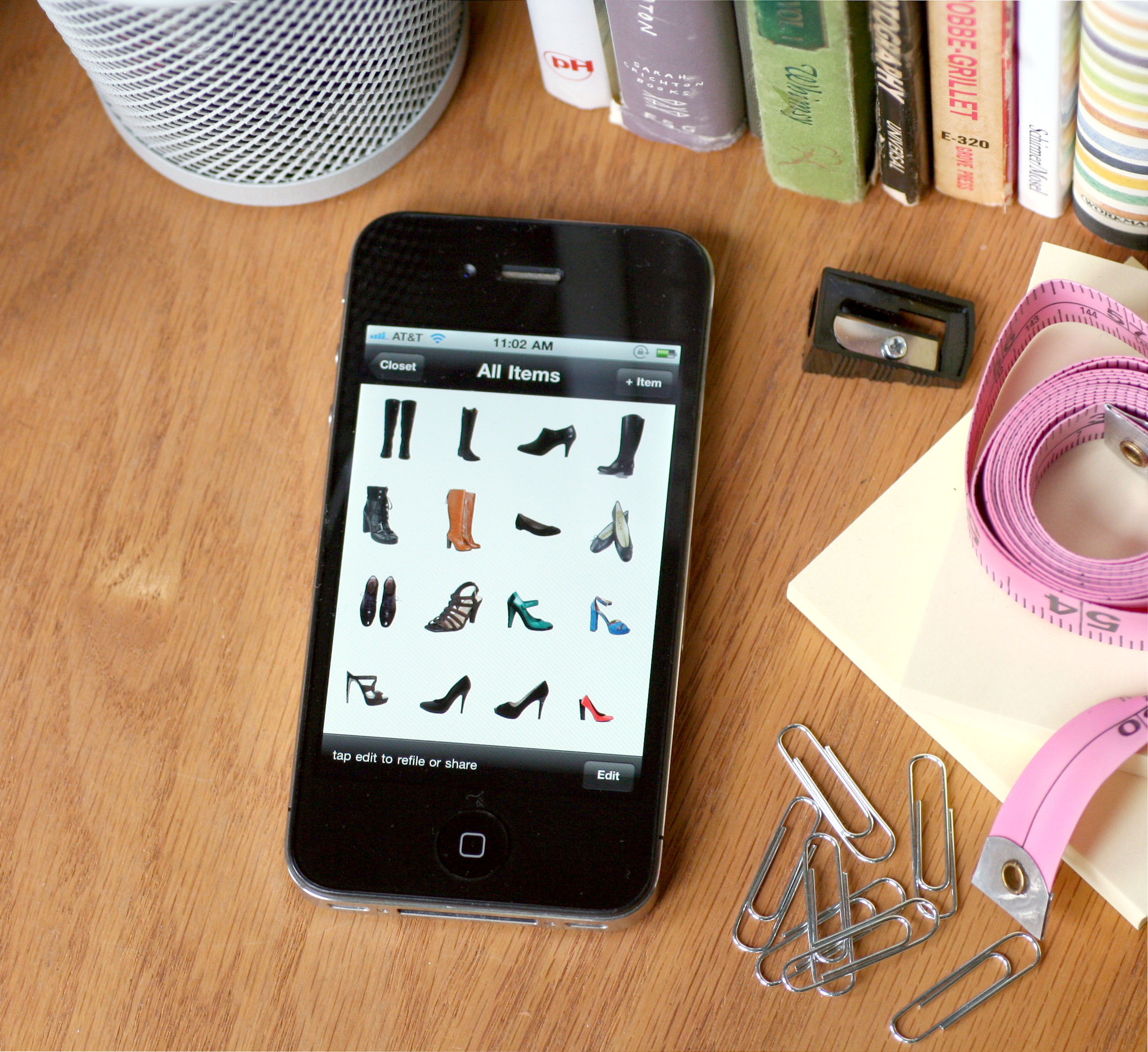 """Stylebook iPhone App Named One of """"Fashion's Power 25"""" by Adweek"""