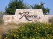 Reserve at Lake Travis Entrance