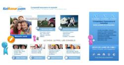 Kelassur.com comparateur d'assurances sur internet