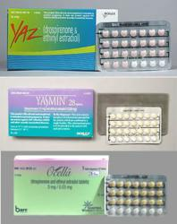 Popular Birth Control Safety Questioned In Court
