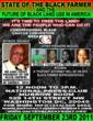 Fri 9/23 National Press Conference by Black Farmers at CBC Convention