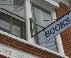 Daedalus Bookshop in Charlottesville, VA
