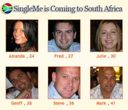 South african dating free sites