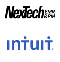 nextech has partnered with intuit to streamline payment processing