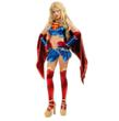 Sexy Anime Ame-Comi Supergirl Costume