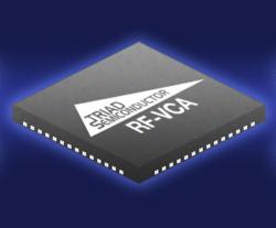 View of Triad's New RF-VCA