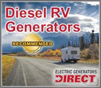 diesel rv generator, diesel rv generators