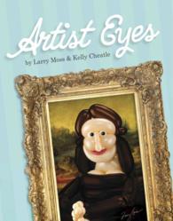 Airigami balloon art tributes to Da Vinci, Whistler, Pollock, Grant Wood, Warhol, Cezanne, Escher
