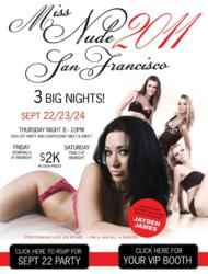 san francsico adult entertainment