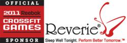 Reverie is an Official Sponsor of the 2011 Reebok CrossFit Games