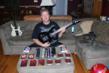 Shred Like Satch Winner William N. from Metairie, LA