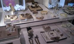 Cabinet Jewellers S/S12 Collection at London Fashion Week Exhibition