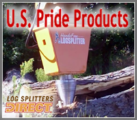 us pride log splitter, us pride log splitters, us pride wood splitter, us pride wood splitters