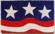Stars and Stripes Doormat P970