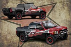 Rigid Project Chevrolet Baja Silverado