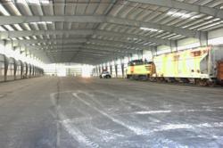 Olympia Steel Buildings Green Warehouse Metal Building