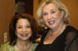 At Soul to Soul: Lynda Tanner Delgado, Vice President  and Cheri White, president, DWFOM