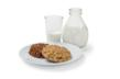 All Natural, Gluten Free Cookies with wholesome Milk.