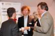 Members and Visitors busy Networking during the event