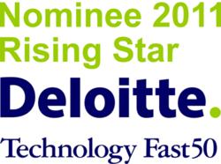 Deloitte Fast 50 Rising Star Award