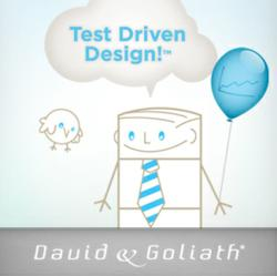 David and Goliath, Montreal based design and advertising agency developed a unique creation process, Test Driven Design