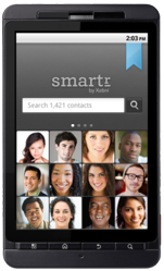 Smartr Contacts for Android by Xobni