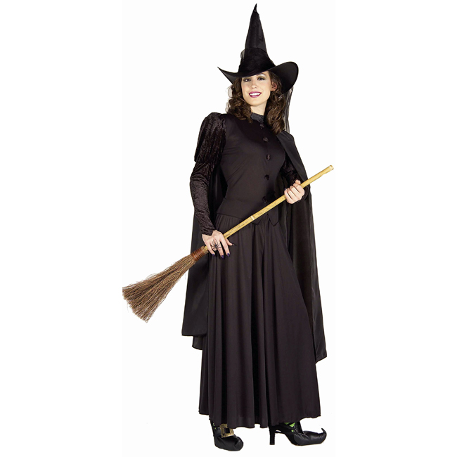 Child Wicked Witch Costume Classic Wicked Witch Costume