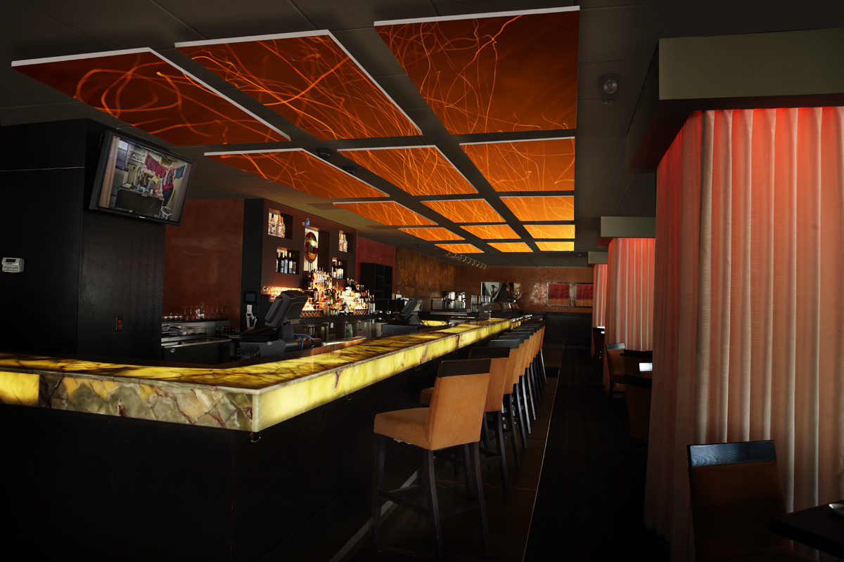 Noisy Restaurant Designers Architects Discover The