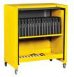 The Economy LapTop Cart is available in a variety of colors to fit any style or decor.