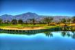 photo of golf course in Palm Springs, California area