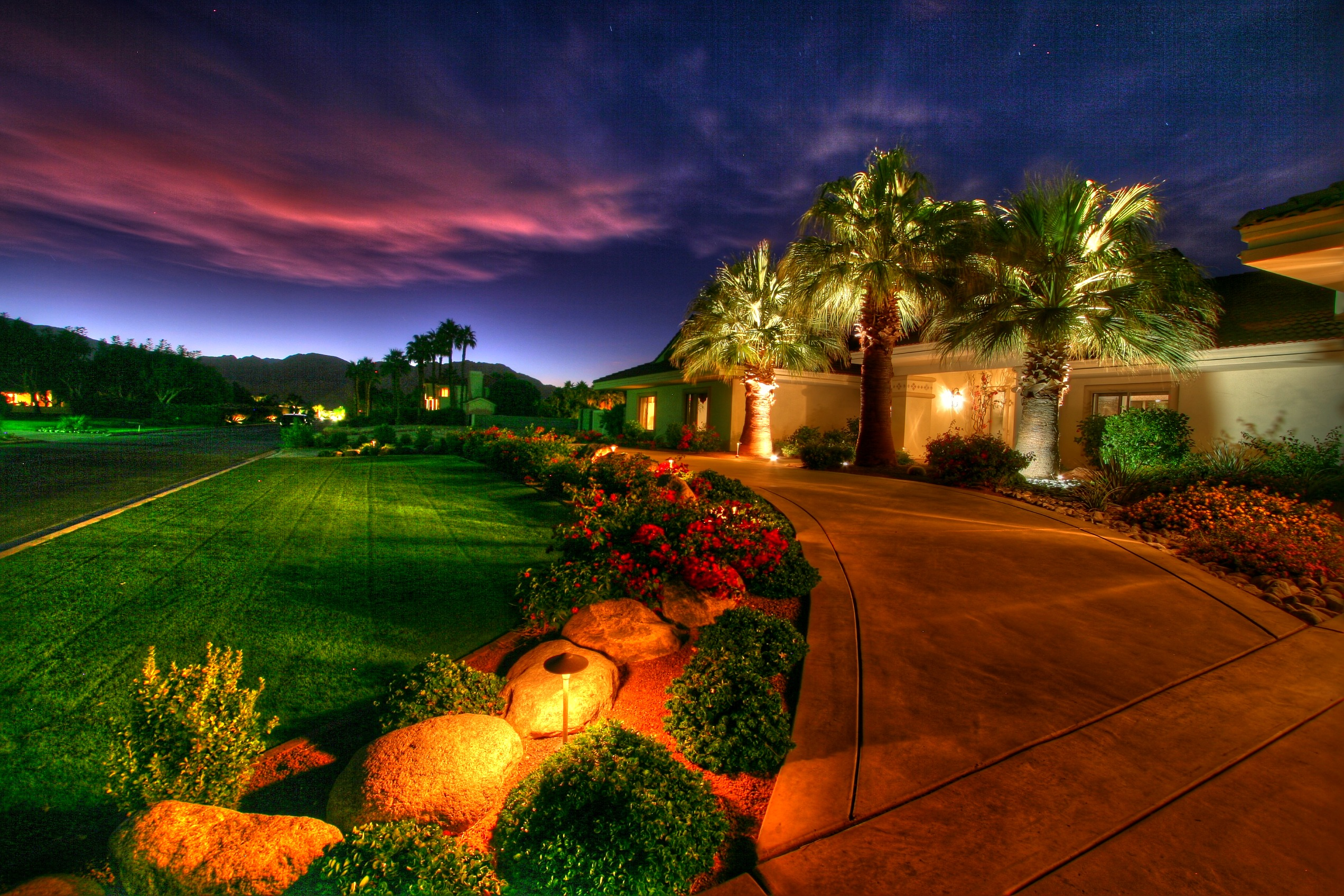 La Quinta Ca Luxury Real Estate Big Winner At Humana S Pga