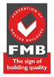 Federation of Master Builders (FMB) logo