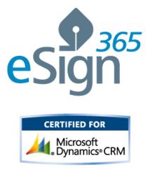 Certified for Microsoft Dynamics Logo
