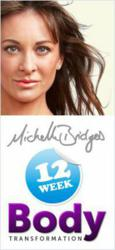 Huggies and Michelle Bridges 12 Week Body Transformation