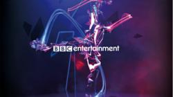 BBC Entertainment's On-screen identity created by Heavenly