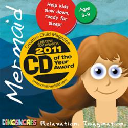 Award winning Dinosnores Mermaid Sleepy Story