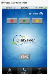DialSaver automated dialers