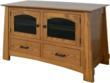 Custom Oak TV Cabinet
