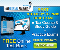 Best Strategy to Pass the IRS RTRP Exam