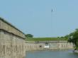 A Union-held bastion during the Civil War, Fort Monroe helped shelter thousands of slave refugees and became known as Freedom's Fortress.