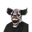 Scary Clown Motion Mask